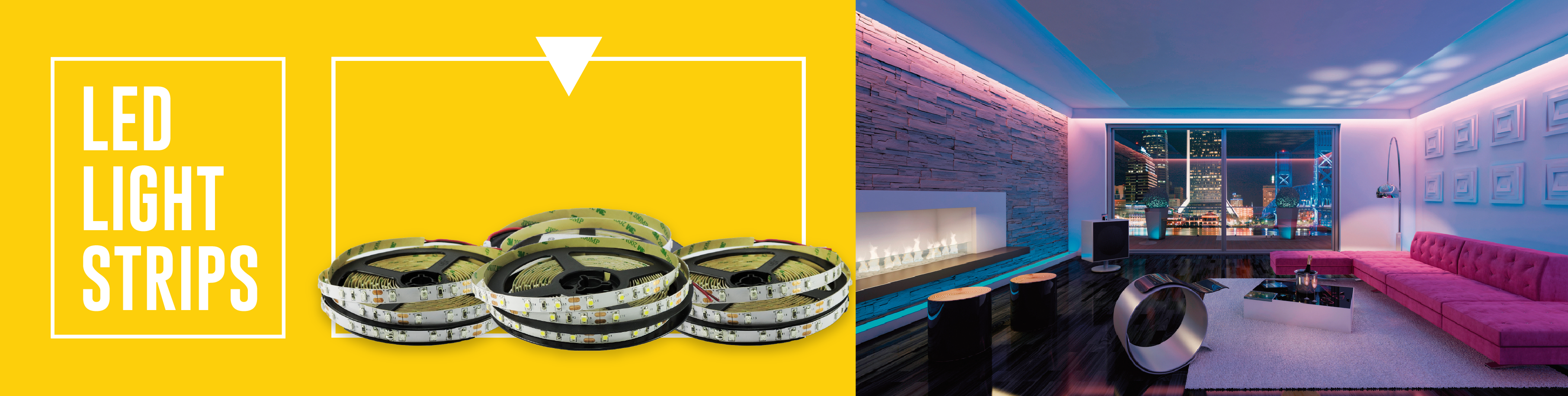 MULTICOLOR (RGB) LED STRIPS